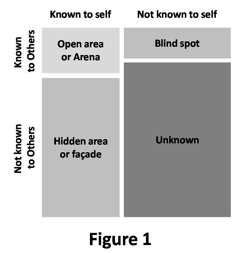 The Johari Window Model